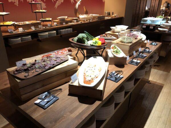 【ワイワイグリル(YYGRILL)】リゾナーレ八ヶ岳のディナーブッフェはこんな感じ!
