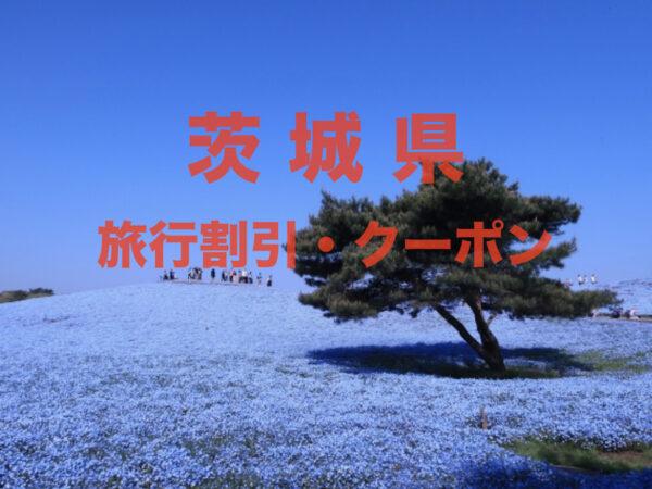 茨城県旅行割引クーポン