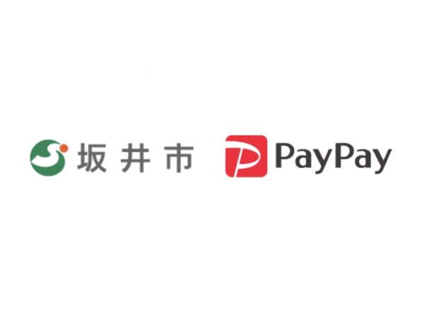 坂井市PayPay|がんばれ坂井!PayPayでカイモン!キャンペーン 第2弾