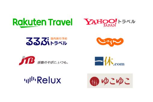 GoToトラベル割引後から適用した旅行オンライン予約サービス